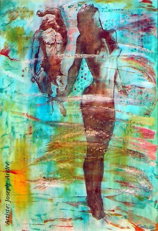Joseph André - La danse moderne (2003)