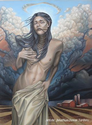 Jonathan-Simon Sardelis - À la ferme (2014)