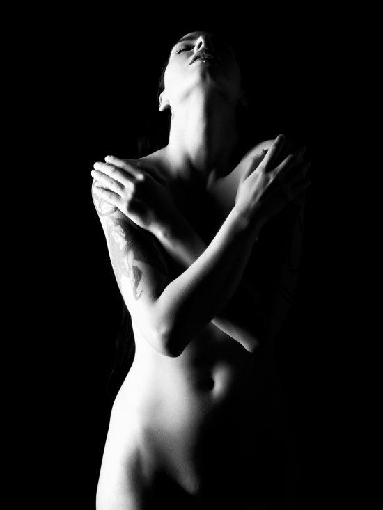 Nicole Small - Artistic Portrait 8 (2015)
