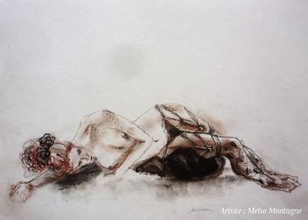 Melsa Montagne - Delectation (2012)
